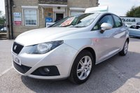 USED 2011 61 SEAT IBIZA 1.2 TDI CR S COPA EDITION 5DR ( £20 TAX ! ) GREAT VALUE WITH ONLY £20 ROAD TAX !