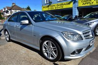 USED 2009 59 MERCEDES-BENZ C CLASS  C220 CDI BLUEEFFICIENCY SPORT 4d 170 BHP COMES WITH 6 MONTHS WARRANTY