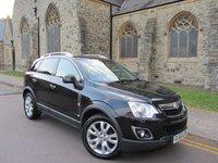 2013 VAUXHALL ANTARA 2.2 SE NAV CDTI 4WD 5d AUTO 161 BHP £7995.00