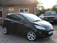 2014 FORD KA 1.2 METAL 3d 69 BHP £5995.00