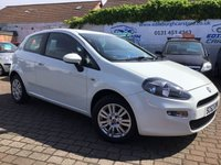 USED 2013 62 FIAT PUNTO 1.2 EASY 3d 69 BHP PRICE INCLUDES A 6 MONTH RAC WARRANTY, 1 YEARS MOT WITH 12 MONTHS FREE BREAKDOWN COVER