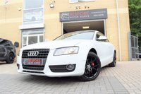 2011 AUDI A5 2.7 TDI SPORT COUPE AUTOMATIC £10250.00