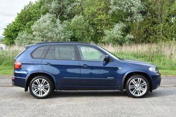 2012 BMW X5 3.0 XDRIVE30D M SPORT 5d AUTO  £23990.00