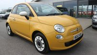 2013 FIAT 500 1.2 COLOUR THERAPY 3d 69 BHP £4595.00