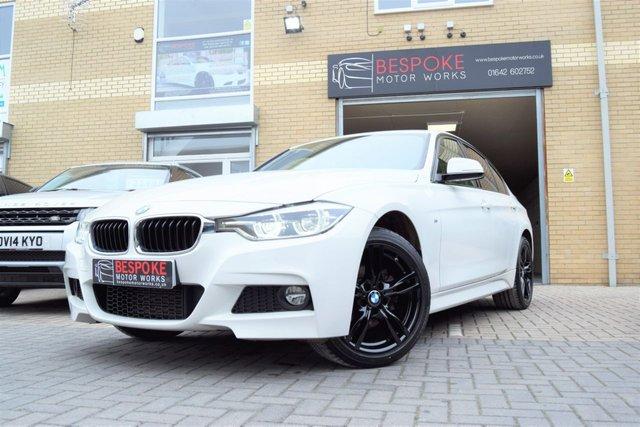 2017 66 BMW 3 SERIES 320D XDRIVE M SPORT SALOON