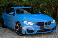 2015 BMW 4 SERIES 3.0 M4 2d AUTO 426 BHP £37999.00