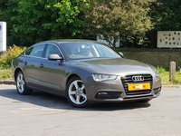 USED 2013 13 AUDI A5 1.8T Sportback FSI 5dr FACE LIFT DRIVES SUPERB