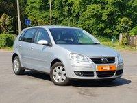 2006 VOLKSWAGEN POLO 1.4 S 75 5dr Auto £3950.00
