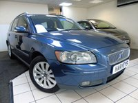 2005 VOLVO V50 2.0 D S 5d 135 BHP £2250.00