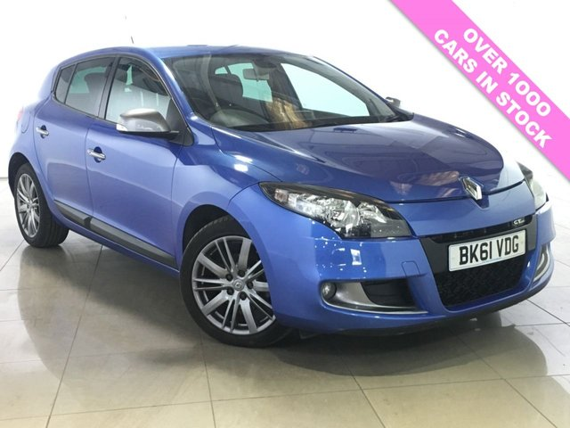 View our 2011 61 RENAULT MEGANE 1.5 GT LINE TOMTOM DCI ECO 5d 110 BHP