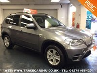 USED 2010 60 BMW X5 BMW X5 XDRIVE40D SE 8 SPEED AUTO DIESEL UK DELIVERY* RAC APPROVED* FINANCE ARRANGED* PART EX