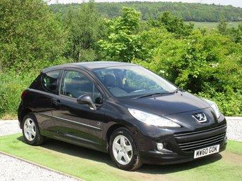2011 PEUGEOT 207 1.4 ENVY 3d 74 BHP £3490.00