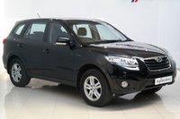 2010 HYUNDAI SANTA FE 2.2 STYLE CRDI 5d 194 BHP £6150.00