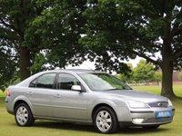 2005 FORD MONDEO 2.0 ZETEC 16V NAV 5d 145 BHP £1150.00