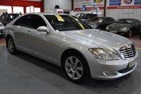 2007 MERCEDES-BENZ S CLASS 3.0 S320 CDI 4d AUTO 231 BHP £5000.00