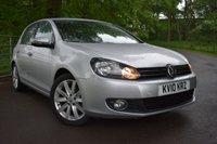 2010 VOLKSWAGEN GOLF 2.0 GT TDI 5d 138 BHP £6495.00