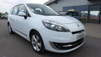 2013 RENAULT GRAND SCENIC 1.5 DYNAMIQUE TOMTOM DCI 5d 110 BHP £6195.00