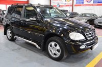 2003 MERCEDES-BENZ M CLASS 2.7 ML270 CDI 5d AUTO 163 BHP £4285.00