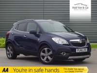 USED 2014 14 VAUXHALL MOKKA 1.7 SE CDTI S/S 5d 128 BHP FULL HISTORY, LEATHER, £30 TAX