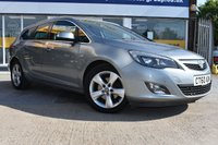 USED 2011 60 VAUXHALL ASTRA 1.7 SRI CDTI 5d 123 BHP THE CAR FINANCE SPECIALIST