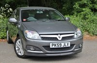USED 2009 59 VAUXHALL ASTRA 1.4 SXI 3d 90 BHP