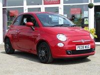 2008 FIAT 500 1.2 SPORT MULTIJET 3d 75 BHP £2250.00