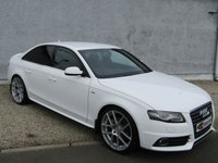 2010 AUDI A4 2.0 TDI S LINE EXCUTIVE 4dr 143 BHP IMMACULATE VEHICLE £SOLD