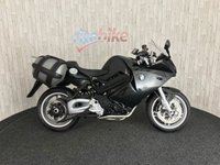 2011 BMW F800ST F800ST BMW F 800 ST ABS MODEL 12M MOT LOW MILEAGE  2011 11 £4790.00