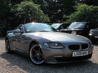 2008 BMW Z4 2.0 Z4 ROADSTER ED SPORT 2d 148 BHP £SOLD