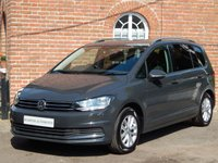 USED 2016 65 VOLKSWAGEN TOURAN 2.0 SE TDI BLUEMOTION TECHNOLOGY 5d 148 BHP