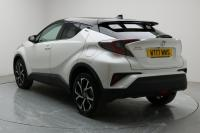 TOYOTA CHR at Georgesons