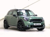 2015 MINI COUNTRYMAN 1.6 COOPER S ALL4 5d 184 BHP [4WD] [CHILI PACK] [MEDIA PACK] [VAT Q] £14970.00