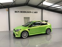 2009 FORD FOCUS 2.5 RS 3d 350 BHP £23000.00