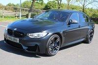 2016 BMW M3 3.0 M3 4d AUTO 426 BHP £41990.00