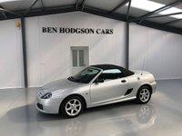 2006 MG TF 1.6 115 2d 114 BHP £5000.00