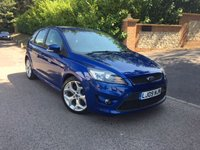 2009 FORD FOCUS 2.5 ST-3 5d 223 BHP PLEASE CALL TO VIEW £SOLD