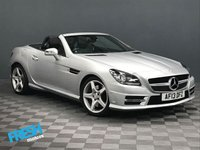 USED 2013 13 MERCEDES-BENZ SLK 2.1 SLK250 CDI BLUEEFFICIENCY AMG SPORT 2d AUTO  * 0% Deposit Finance Available
