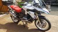 2016 BMW R SERIES ICONIC R 1200 GS  £13750.00
