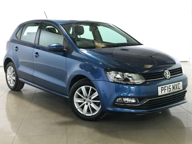View our 2015 15 VOLKSWAGEN POLO 1.0 SE 5d 60 BHP