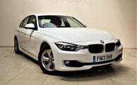USED 2013 13 BMW 3 SERIES 2.0 320D EFFICIENTDYNAMICS 4d AUTO 161 BHP