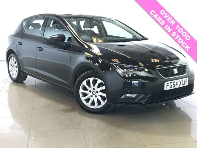 View our 2014 64 SEAT LEON 1.6 TDI SE TECHNOLOGY 5d 105 BHP