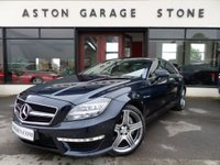 2014 MERCEDES-BENZ CLS CLASS 5.5 CLS63 AMG 4d AUTO 557 BHP ** HUGE SPECIFICATION ** £24980.00