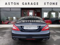 USED 2014 14 MERCEDES-BENZ CLS CLASS 5.5 CLS63 AMG 4d AUTO 557 BHP ** HUGE SPECIFICATION ** *** HUGE SPECIFICATION ***