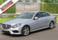 USED 2013 13 MERCEDES-BENZ E CLASS 2.1 E220 CDI AMG SPORT 4d AUTO 168 BHP Finance from only £72 p/w!