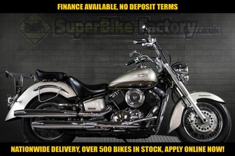 2006 YAMAHA XVS1100 1100CC £3991.00