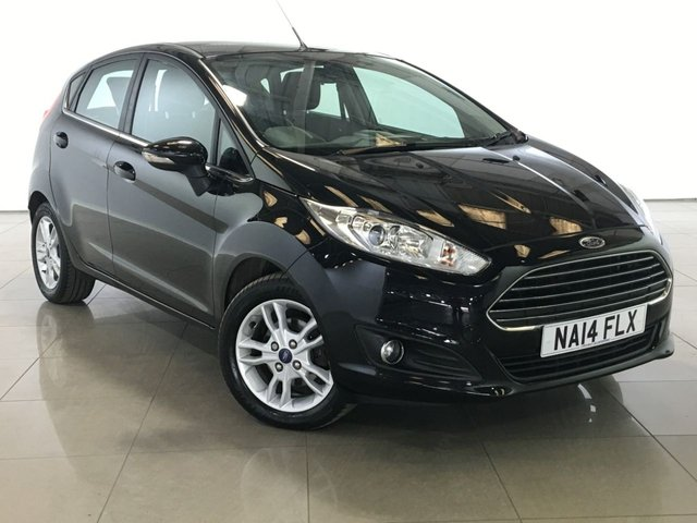 View our 2014 14 FORD FIESTA 1.5 ZETEC TDCI 5d 74 BHP