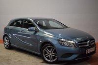 2013 MERCEDES-BENZ A 200 A200 Blue Efficiency CDI Sport £11790.00