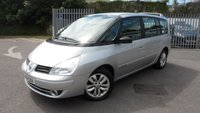 USED 2008 08 RENAULT GRAND ESPACE 2.0 QUEST DCI 5d 150 BHP SATELLITE NAVIGATION