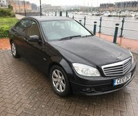 USED 2010 10 MERCEDES-BENZ C CLASS 1.6 C180 KOMPRESSOR BLUEEFFICIENCY SE 4d AUTO 156 BHP