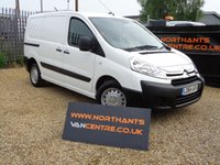 USED 2014 64 CITROEN DISPATCH 1.6 1000 L1H1 ENTERPRISE HDI 6d 90 BHP